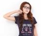 东莞依芙女装T恤低价特卖 库存女式T恤 女式短袖T恤 圆领短袖T恤