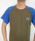 男式库存服装高品质原单AF新款休闲圆领短袖 男式短袖T恤
